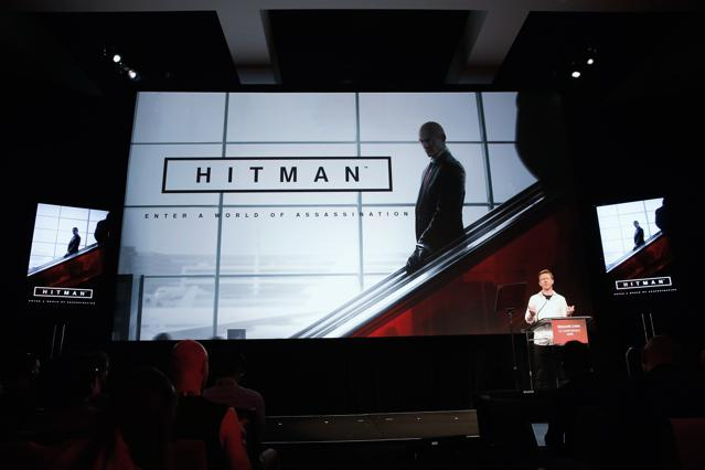 Square Enix Might Just Change Gaming With 'Hitman'
