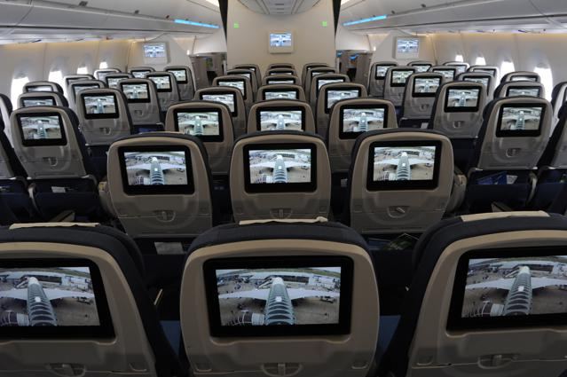 In-Flight Personal Video: 5 Ways to Improve the Experience