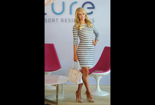 Paris hilton to launch luxury hotel chain in dubai new for What hotel chains does hilton own