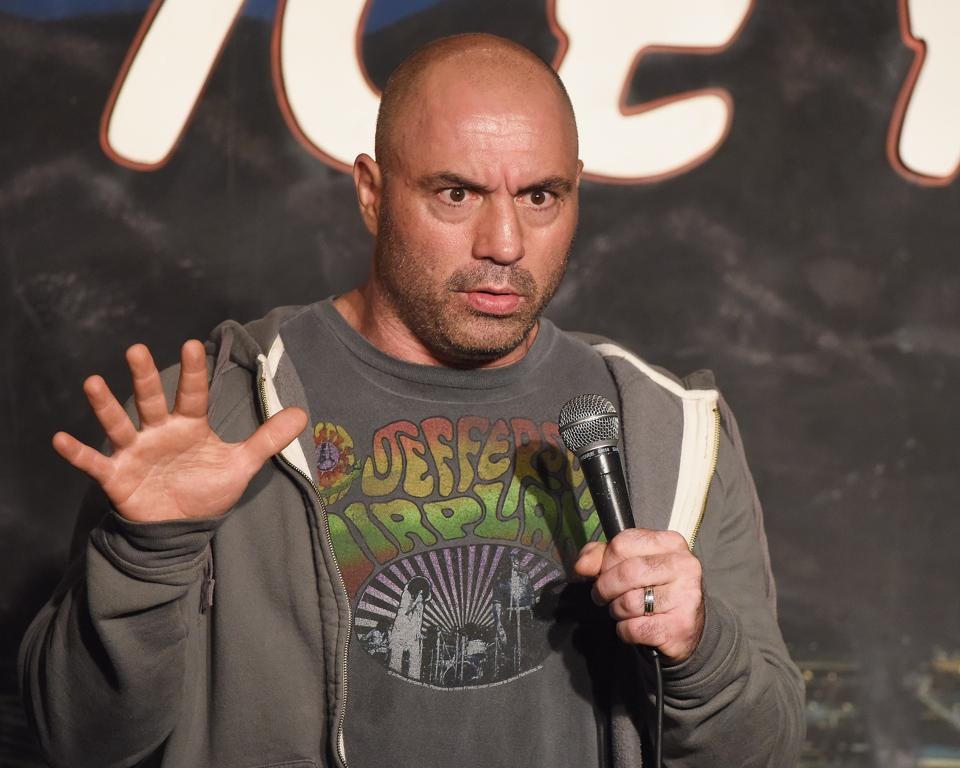 Spotify Might Mark The End Of An Era For 'The Joe Rogan Experience'