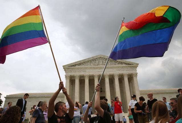 In Historic Decision, Supreme Court Legalizes Same-Sex Marriage Across The Nation