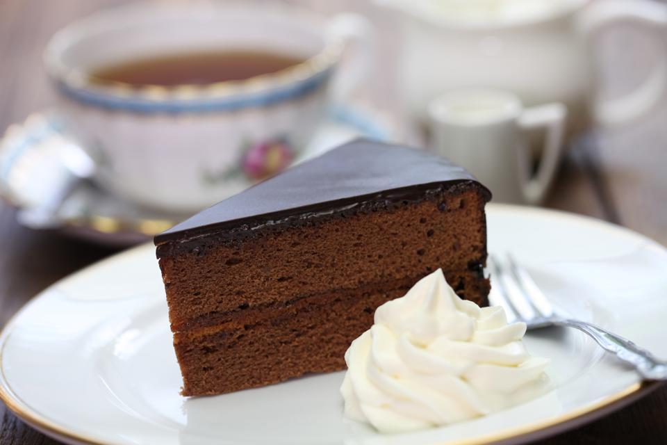 Sachertorte, chocolate cake