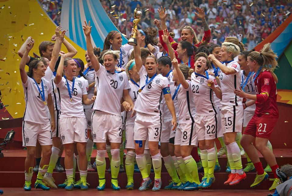 USA Dominates Women's World Cup Records