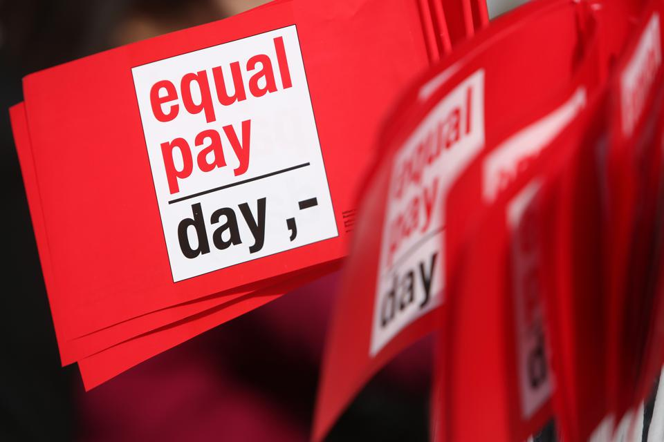 Men Offered Higher Pay Than Women For Same Job 69% Of Time, Study Shows