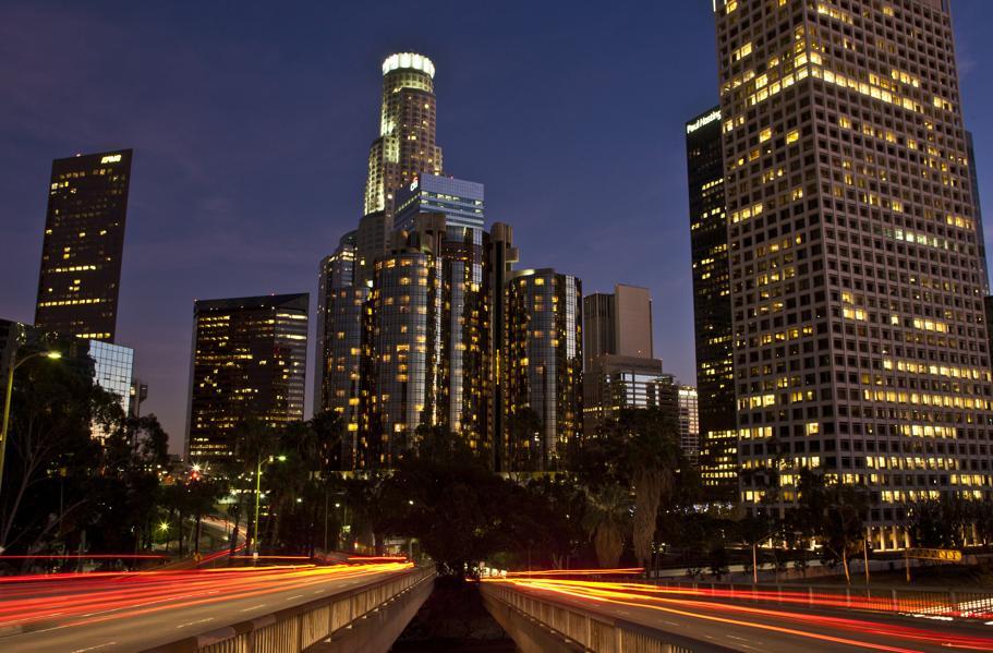 No. 10 (TIE): Los Angeles