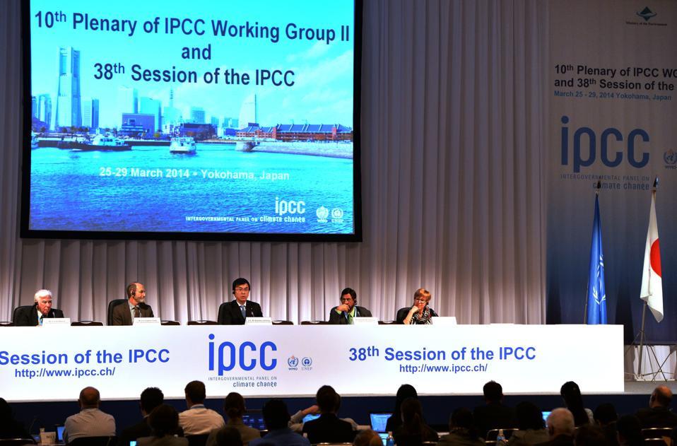 JAPAN-UN-CLIMATE-IPCC-WARMING-IMPACTS