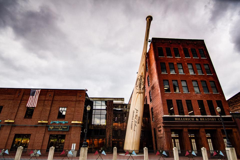 Louisville Slugger Factory_Things to do Louisville