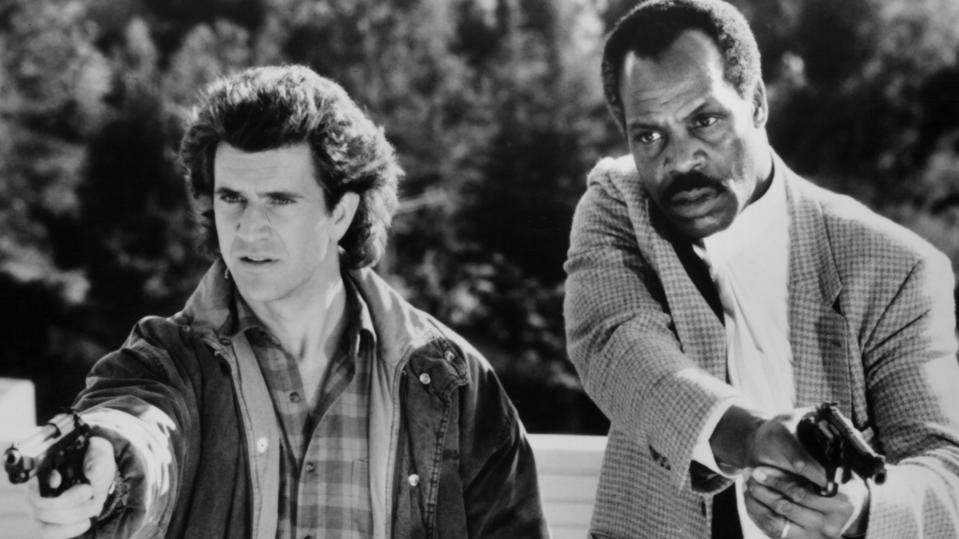 Mel Gibson and Danny Glover in 'Lethal Weapon 2' (Photo by Michael Ochs Archives/Getty Images)