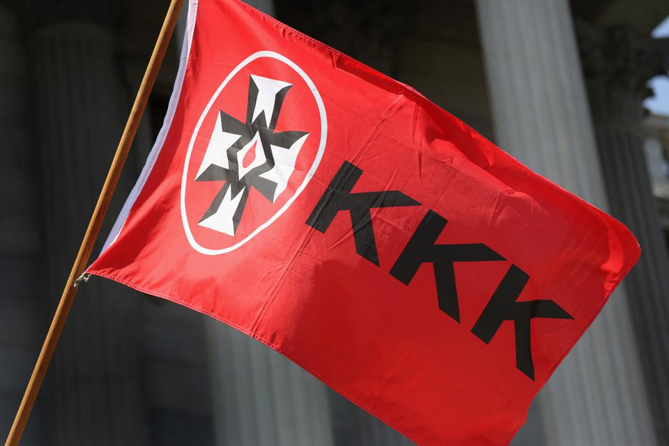 Hackers Claim Breach Of Ku Klux Klan's Security Company -- UPDATED