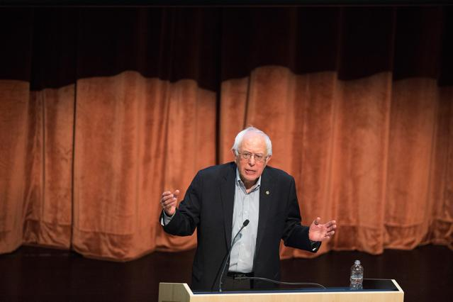 As Bernie Sanders Dismantles Hillary Clinton, The GOP Must Discover Human Capitalism