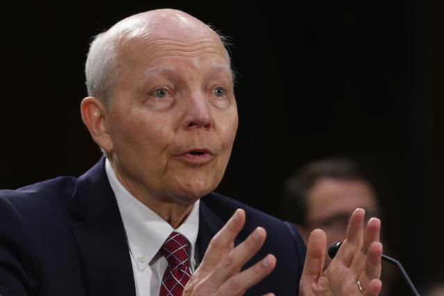 Impeach IRS Chief, Say Republicans Alleging Lies, Obstruction
