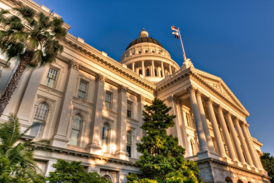 California Capitol.