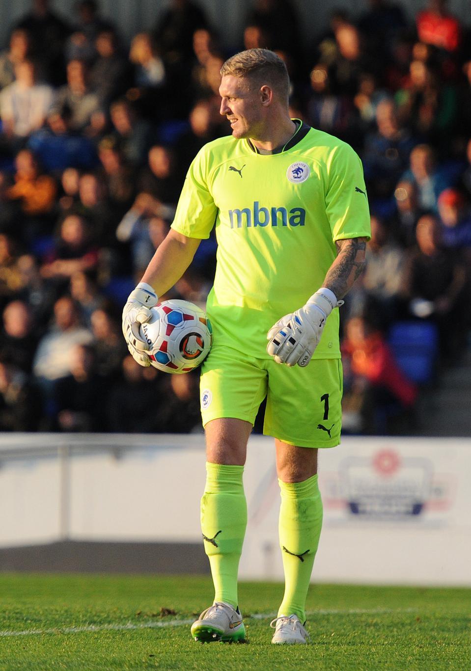 Chester v Liverpool U21: Pre-Season Friendly