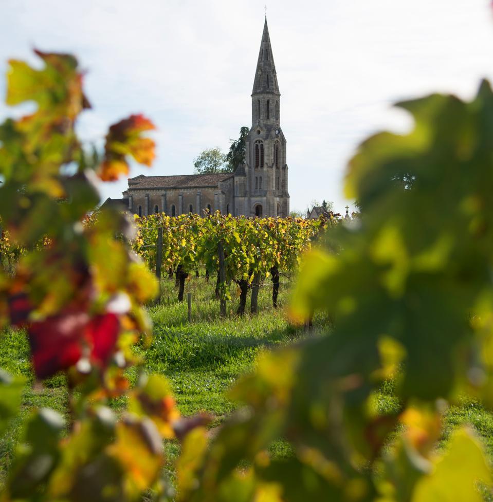 Lalande de Pomerol, Bordeaux, France