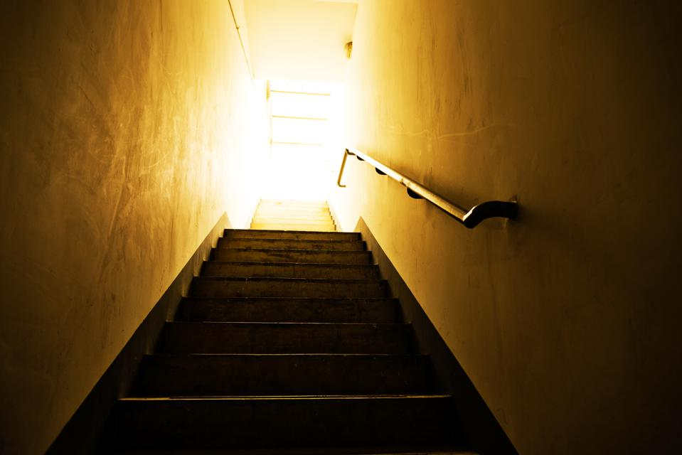 staircase into the light