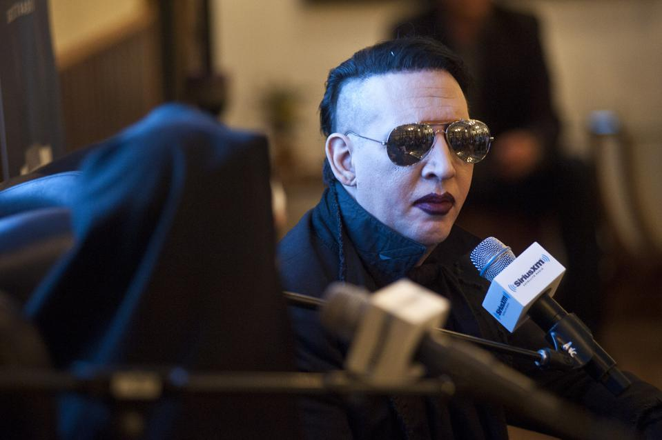 Marilyn Manson Joining WGN America's 'Salem' In Guest Role