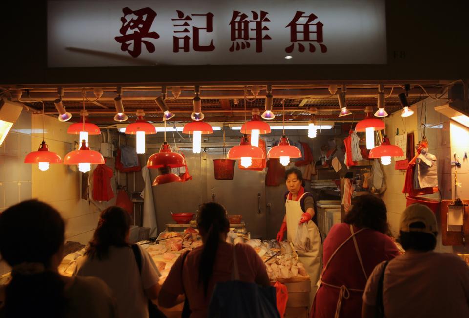 China wet market covid-19