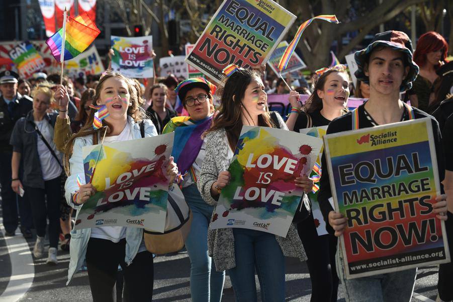 Support For Marriage Equality In Australia Is High, So Why Is The Government Stalling?
