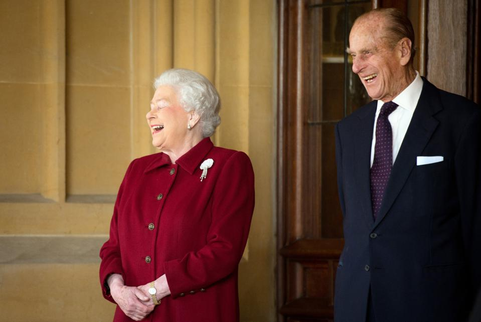 Queen Elizabeth of England celebrates 72nd wedding anniversary with husband