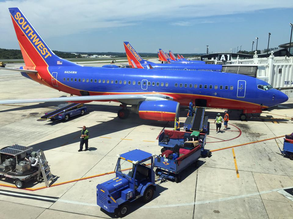Southwest Airlines Customer Experience Leads To Customer Loyalty