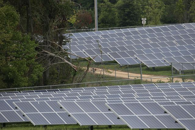 Solar Industry Admits Green Energy Only Exists Thanks To Government Subsidies