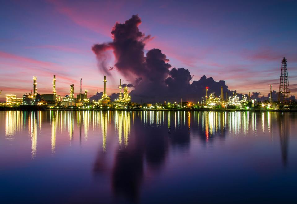 Oli refinery
