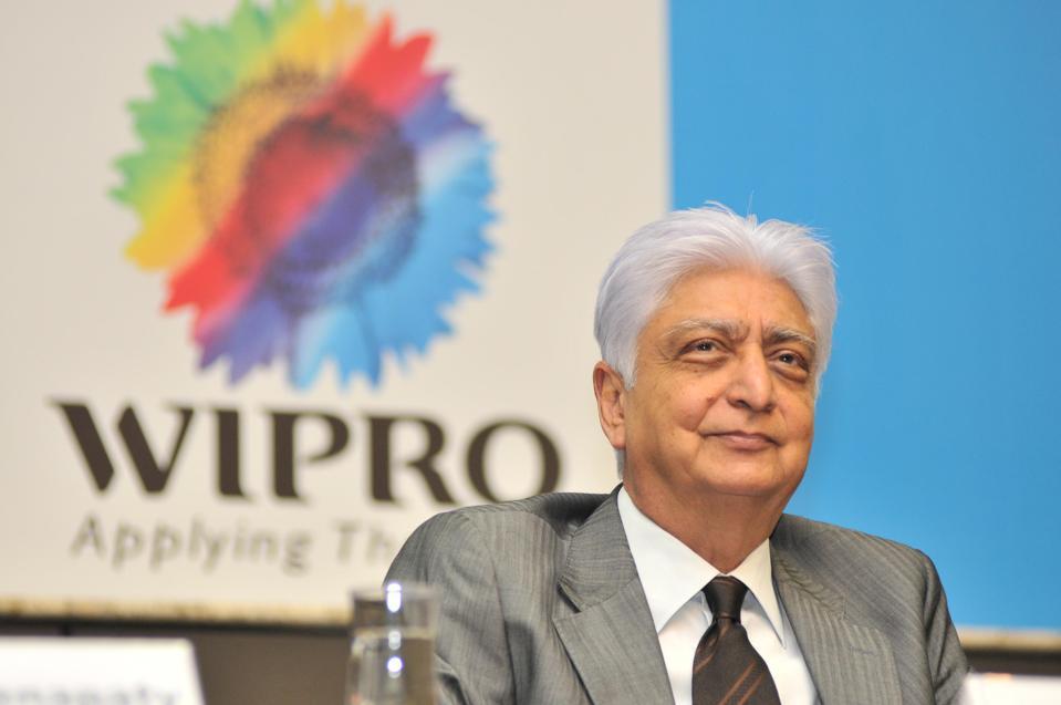 Profile Of Wipro Chairman Azim Premji