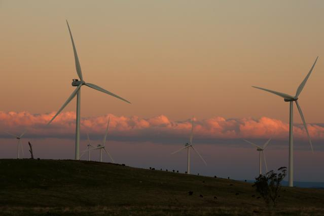 Wind And Solar Energy Technologies Eat Into Fossil Fuel Power's Business Plan