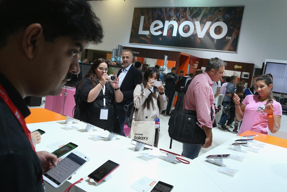 Lenovo Pushing Into AI And Robotics With Startup Fund