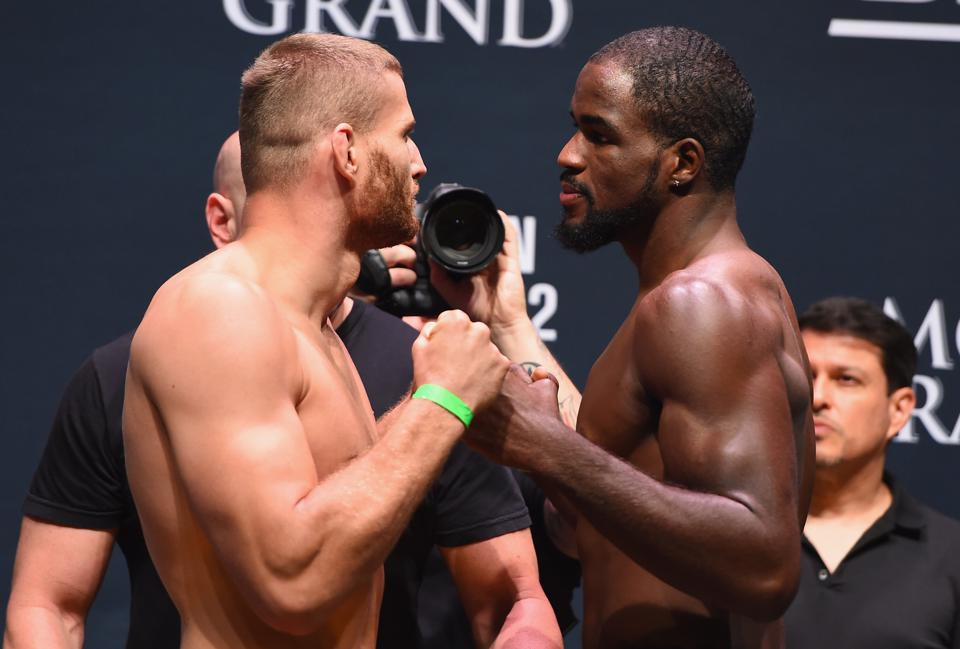 Corey Anderson and Jan Blachowicz meet in the main event of UFC Fight Night 167