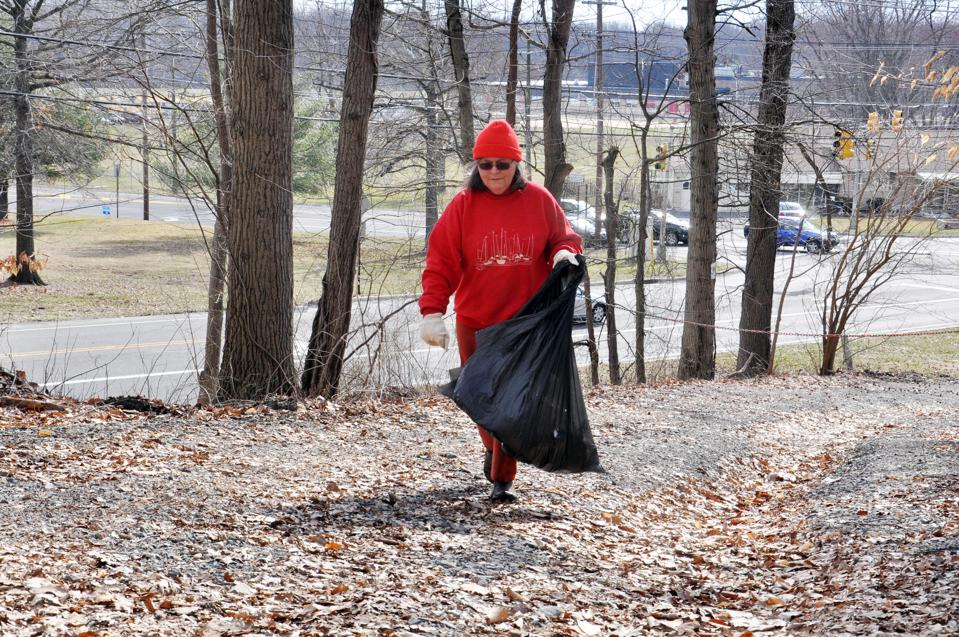 Earth Day Challenge, earth day 2020, litter, cleanup