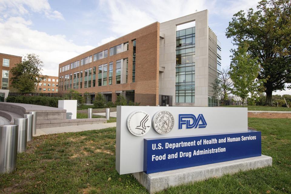 FDA campus in Silver Spring, MD.