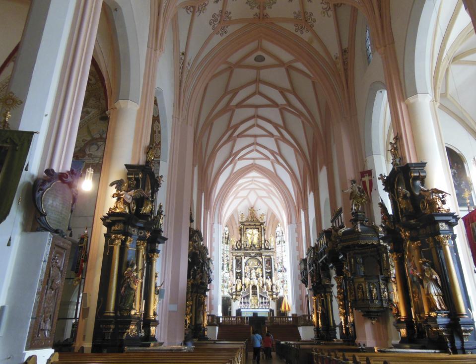 St. Michael's Church, Mondsee