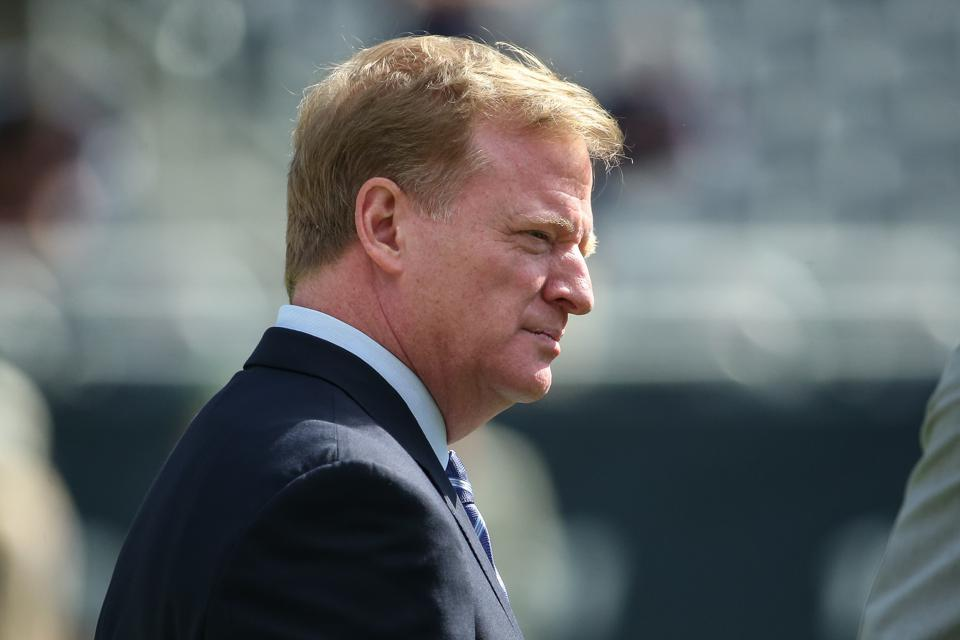 The NFL, Roger Goodell And Domestic Violence: An Appeal For Change