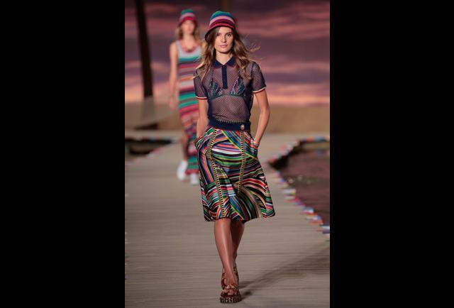 Tommy Hilfiger Fashion Week