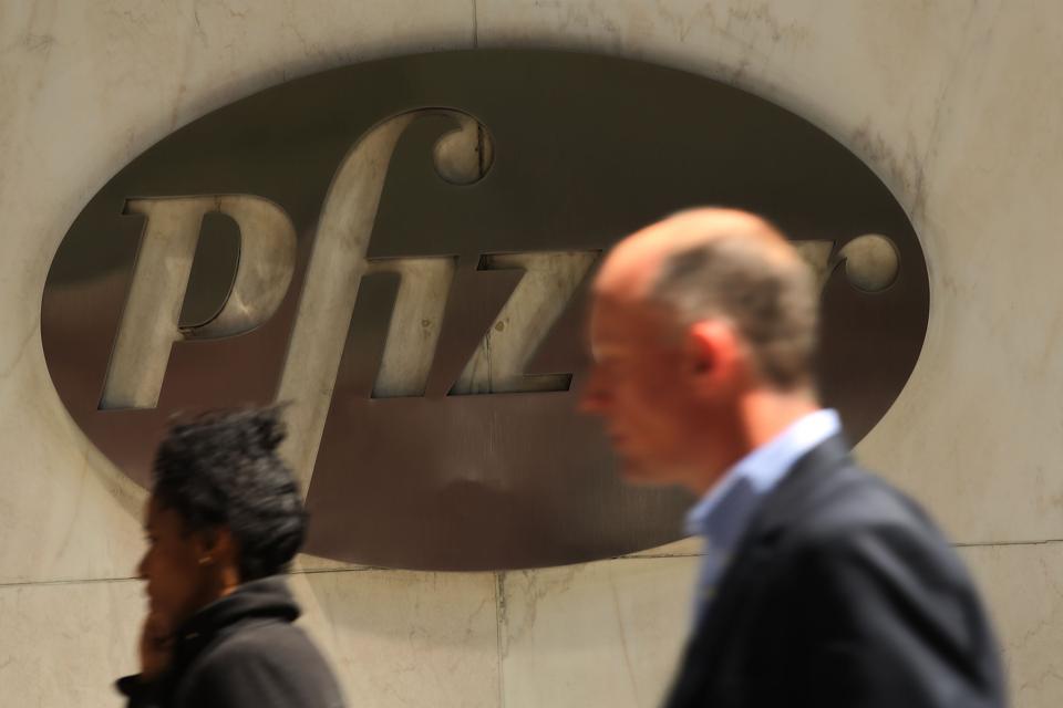 Pfizer Q1 Profit Drops 15 Percent