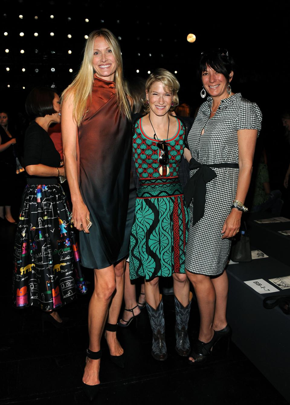 Dennis Basso - Front Row & Backstage - Spring 2016 New York Fashion Week: The Shows