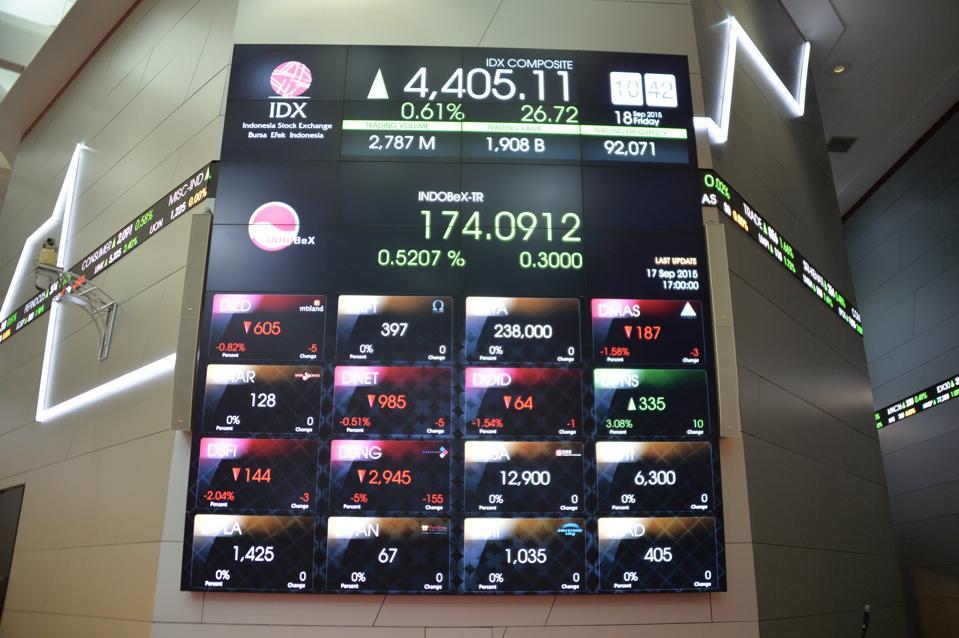 INDONESIA-ASIA-STOCKS