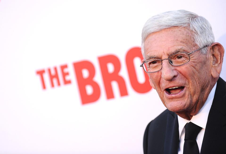 Billionaire Eli Broad Pledges $100 Million To Yale's Business School