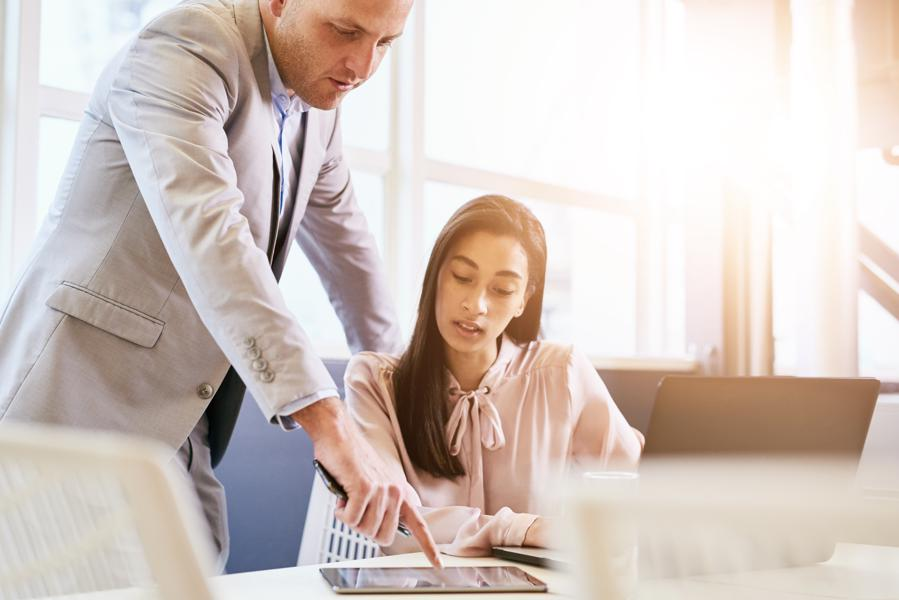 Mentoring Matters: How More Women Can Get The Right People In Their Corner
