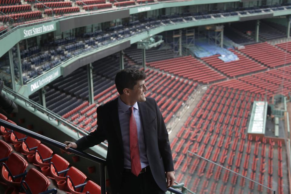 Red Sox Bloom Baseball