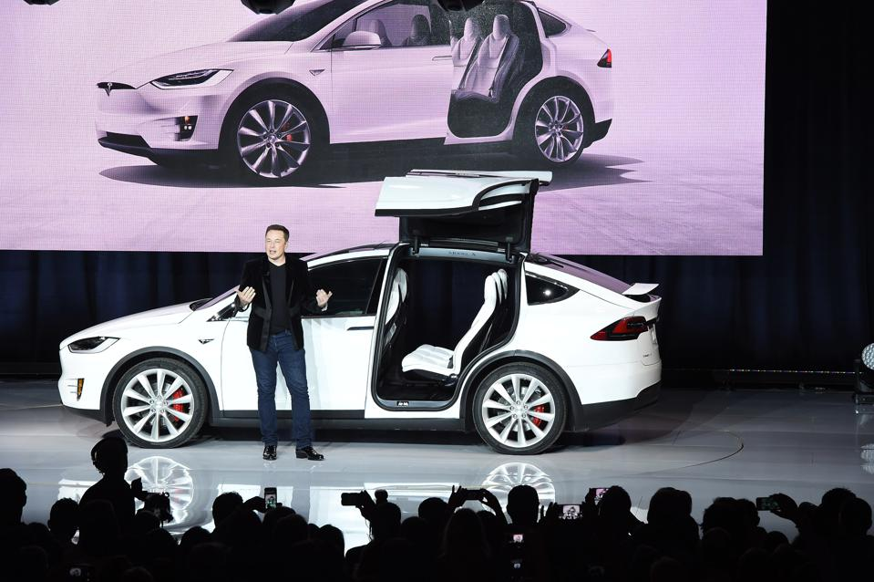 Tesla Model X's Autopilot And Falcon Wing Doors Lead Hi-Tech Spec Charge