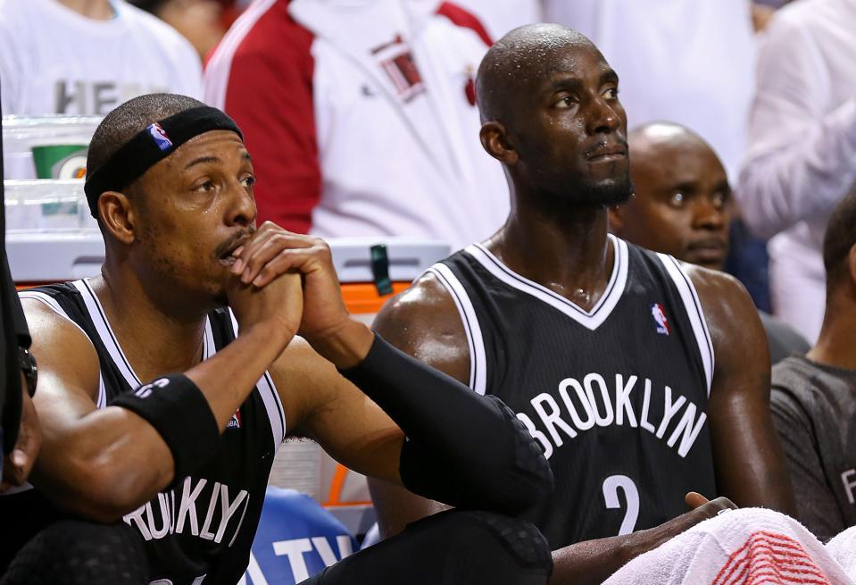 Brooklyn Nets v Miami Heat - Game Five