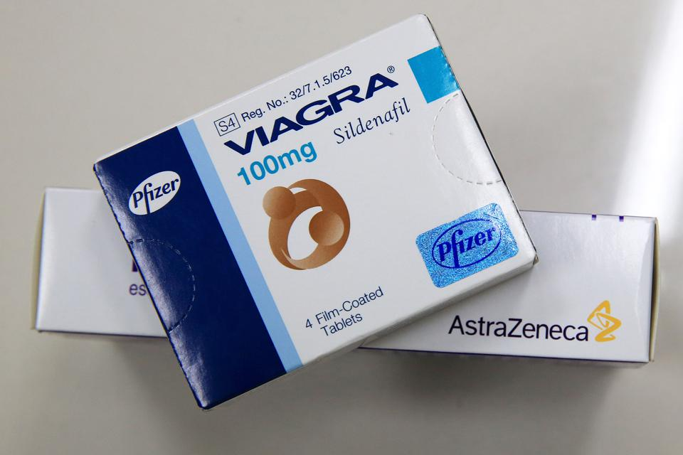 Viagra ingredients