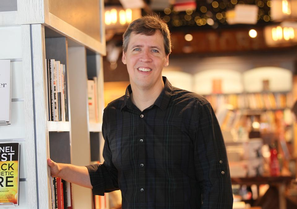 Wimpy Kid Buys Its Authors Dream Bookstore
