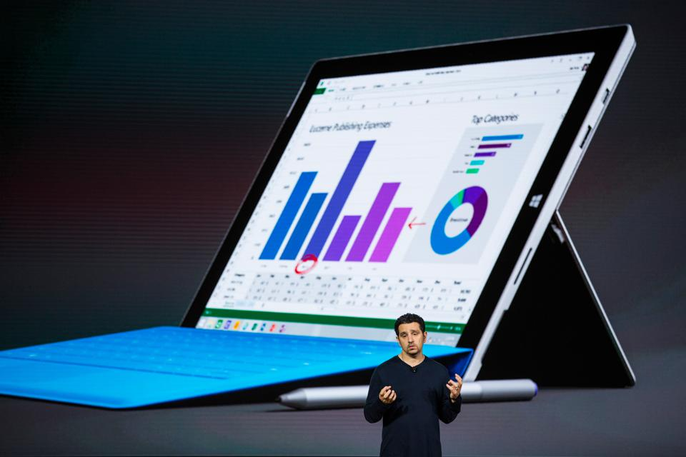 Customers Love Microsoft's Successful Vision Of The Surface