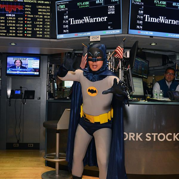 Holy Cow, Batman! Equity Valuations Are At Nosebleed Highs; What Now?