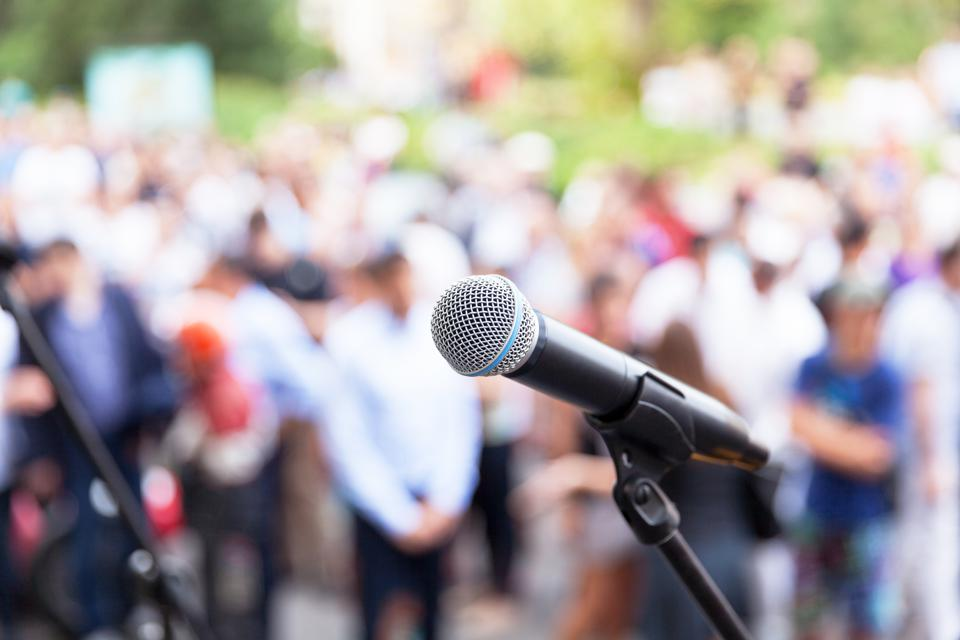 Overcoming Fear Of Public Speaking Through Mindfulness