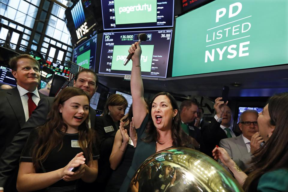 Financial Markets Wall Street PagerDuty IPO