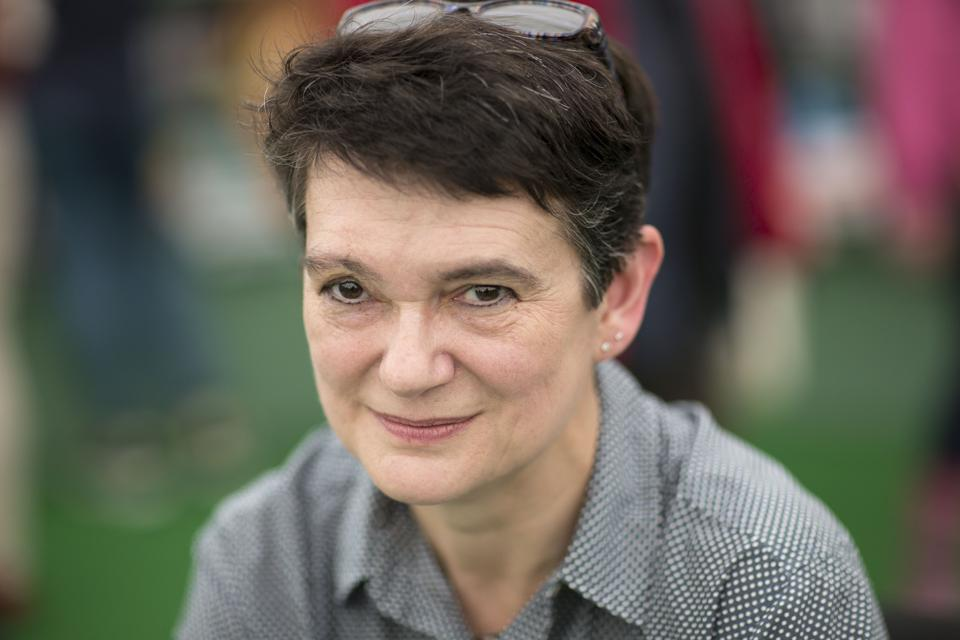 Professor Diane Coyle, leader of the Wealth Economy Project